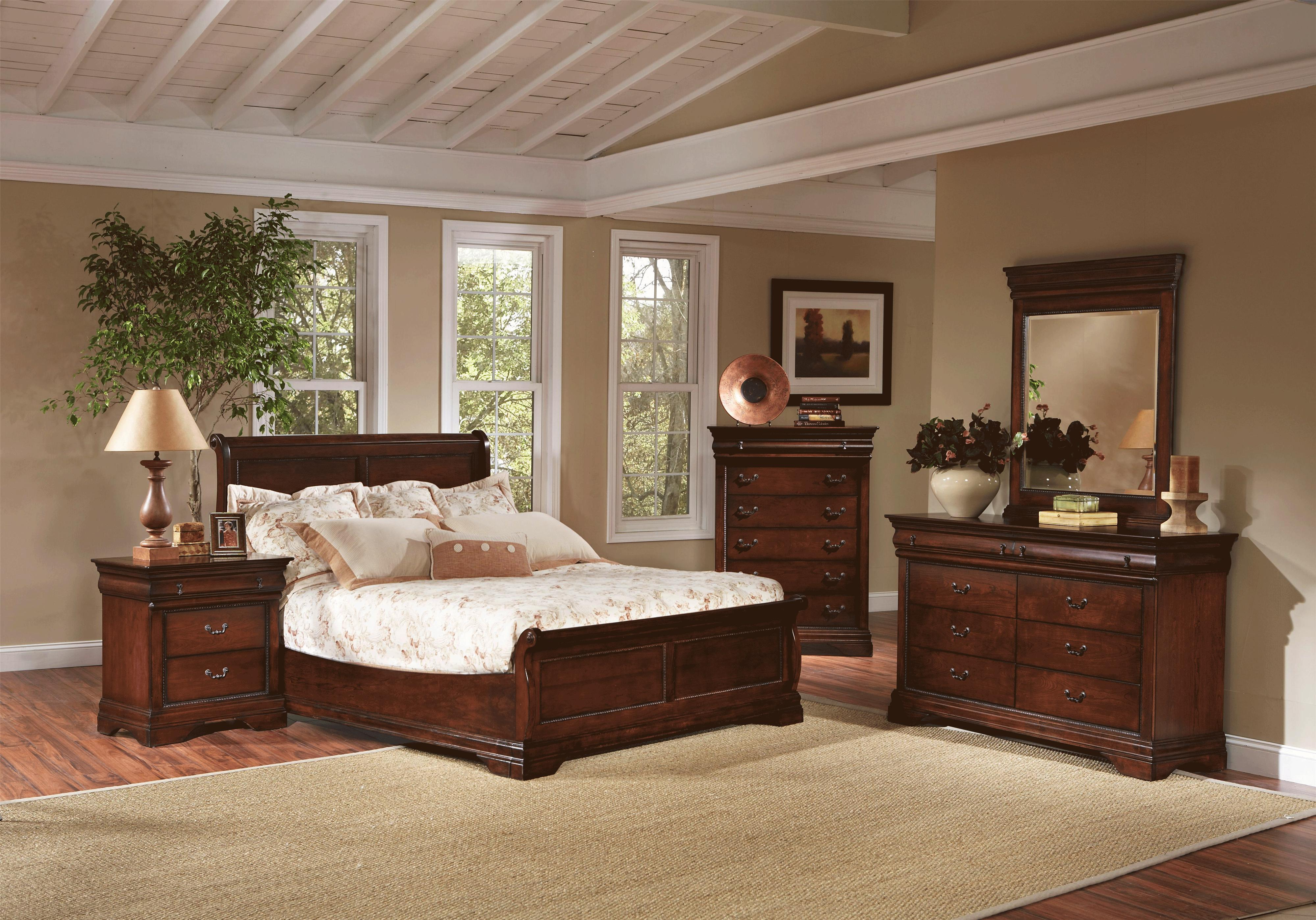 Largo Bordeaux Traditional 3 Drawer Nightstand   Zak s Fine Furniture   Night  Stand Tri Cities   Johnson City and Bristol Tennessee. Largo Bordeaux Traditional 3 Drawer Nightstand   Zak s Fine