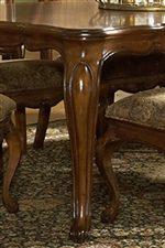 Cabriole Dining Table Leg