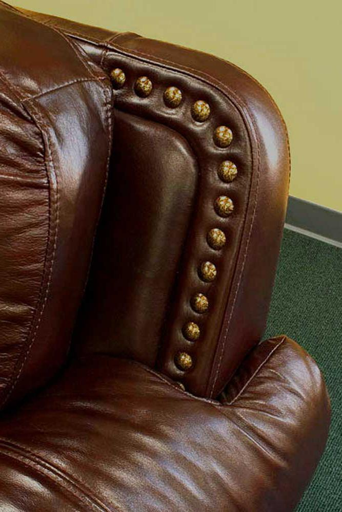 Leather Italia USA Aspen Leather Chair | Mooreu0027s Home Furnishings |  Upholstered Chair Kerrville, Fredericksburg, Boerne, And San Antonio, Texas