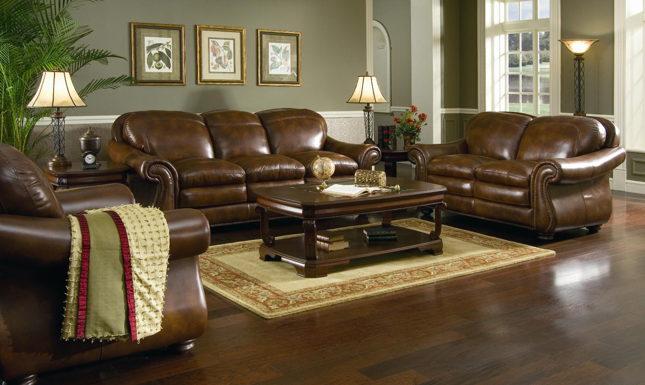 Leather Italia USA Hanover Leather Sofa | Lindyu0027s Furniture Company | Sofas