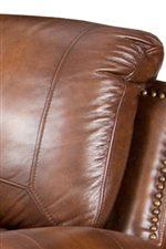 Thick, Pillowy Seat Backs