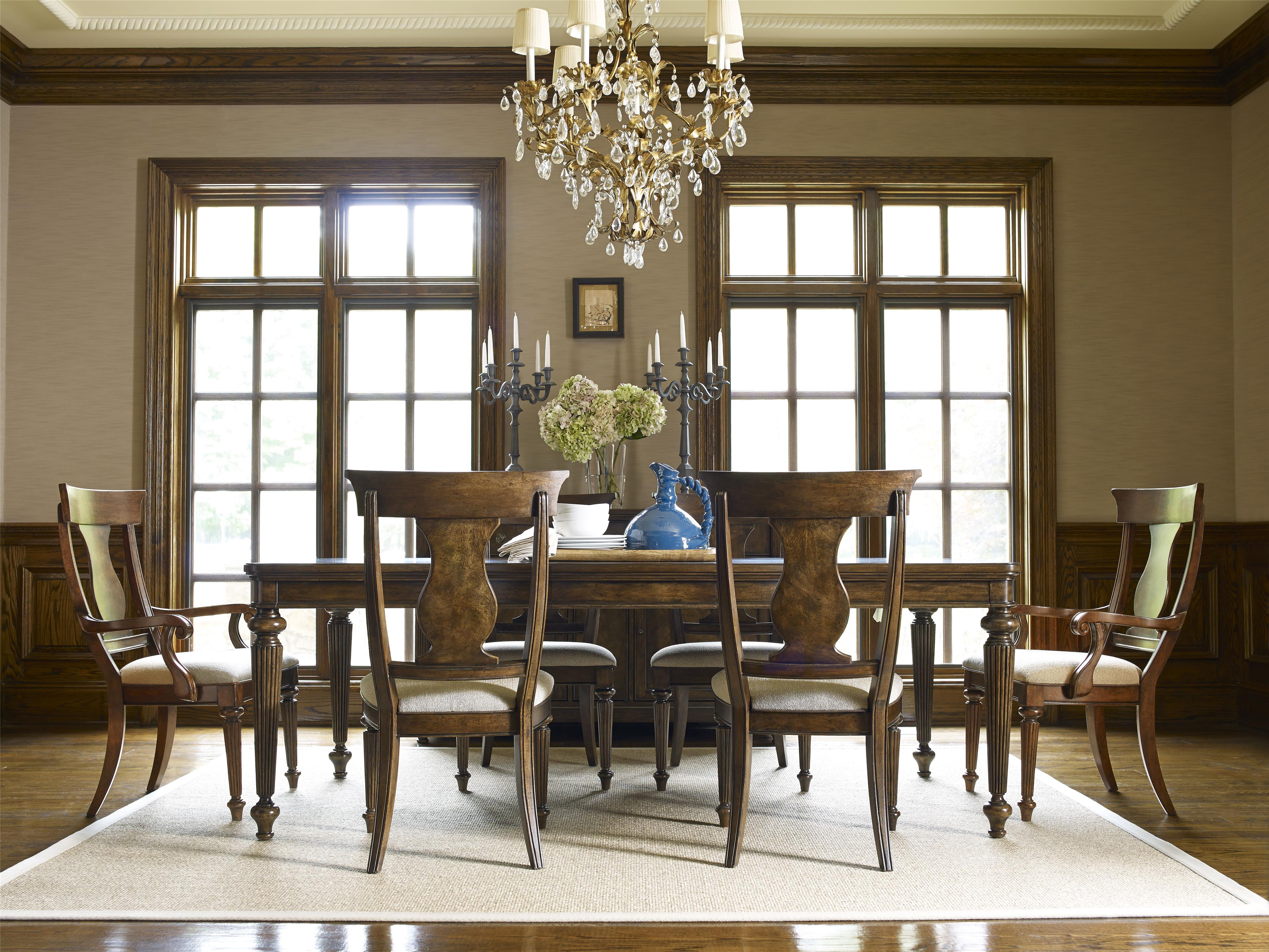 Legacy Classic Barrington Farm Formal Dining Room Group - Item Number: 5200 Dining Room Group 1