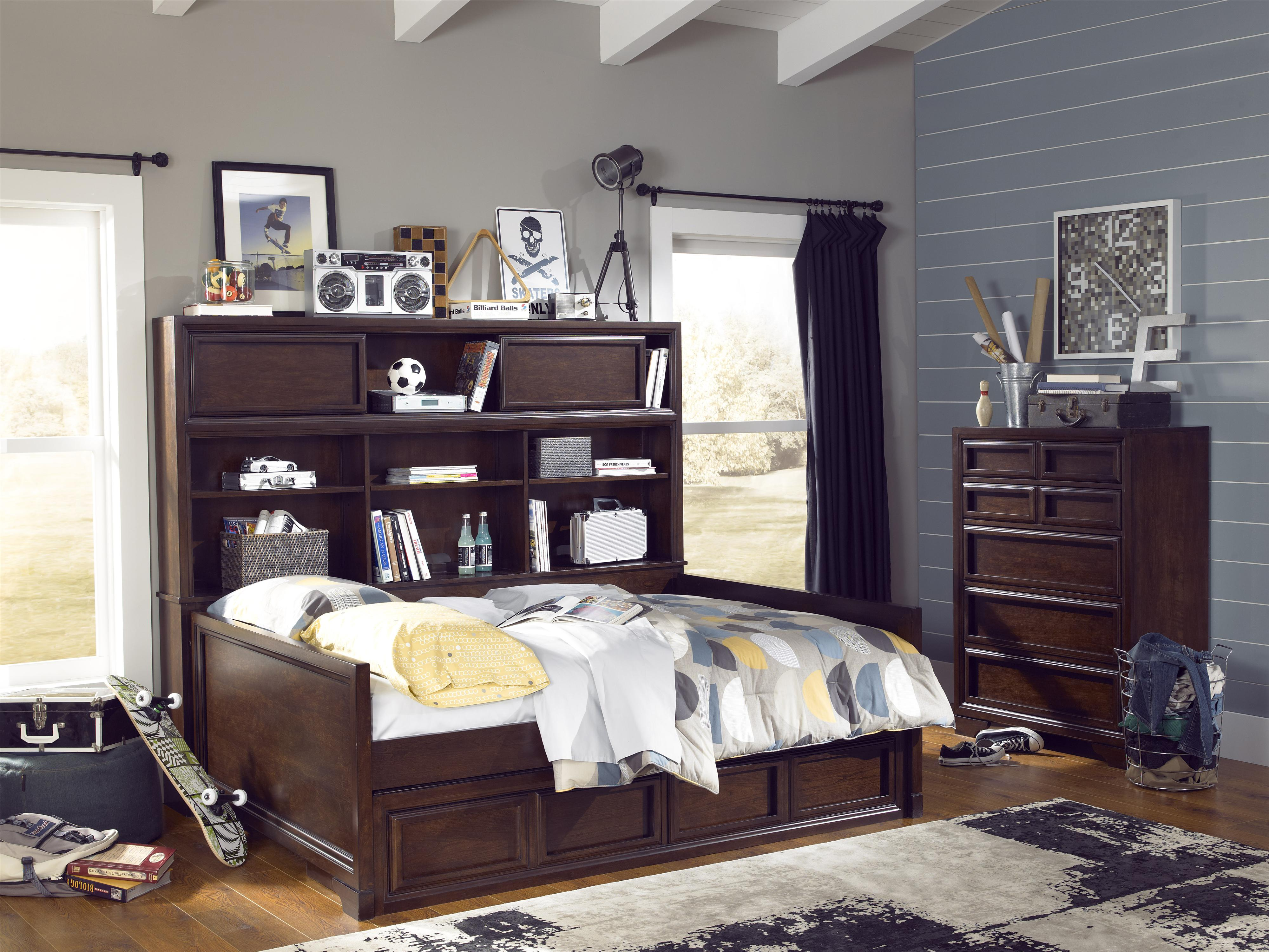 Legacy Classic Kids Benchmark Full Bedroom Group - Item Number: 2970 F Bedroom Group 2