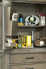 Organization-Centric Storage Features to Serve Busy Lifestyles