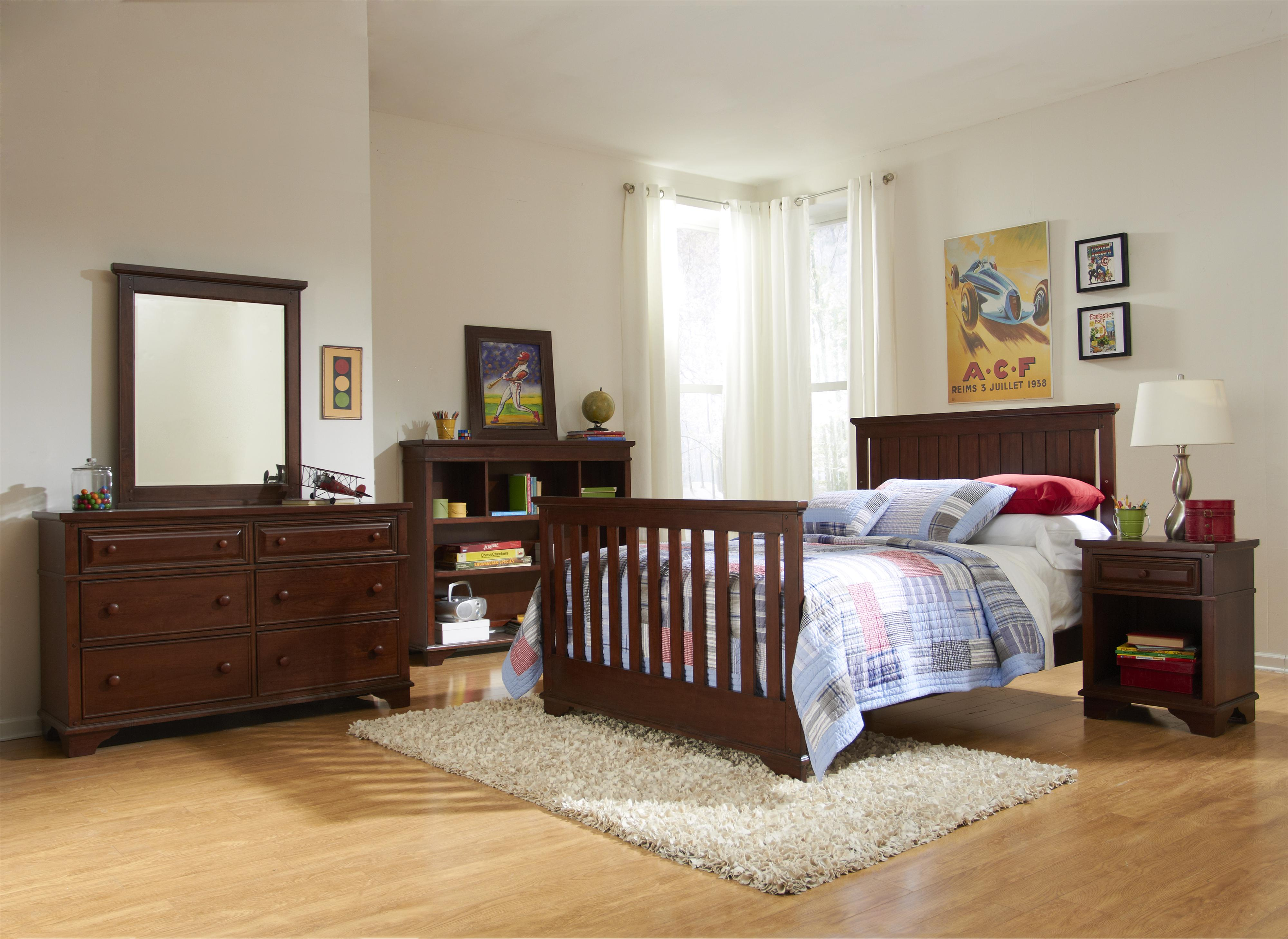 Legacy Classic Kids Dawsons Ridge Crib Bedroom Group - Item Number: 2960 C Bedroom Group 2