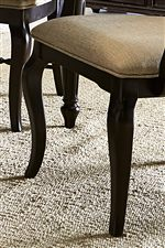 Cabriole Chair Legs