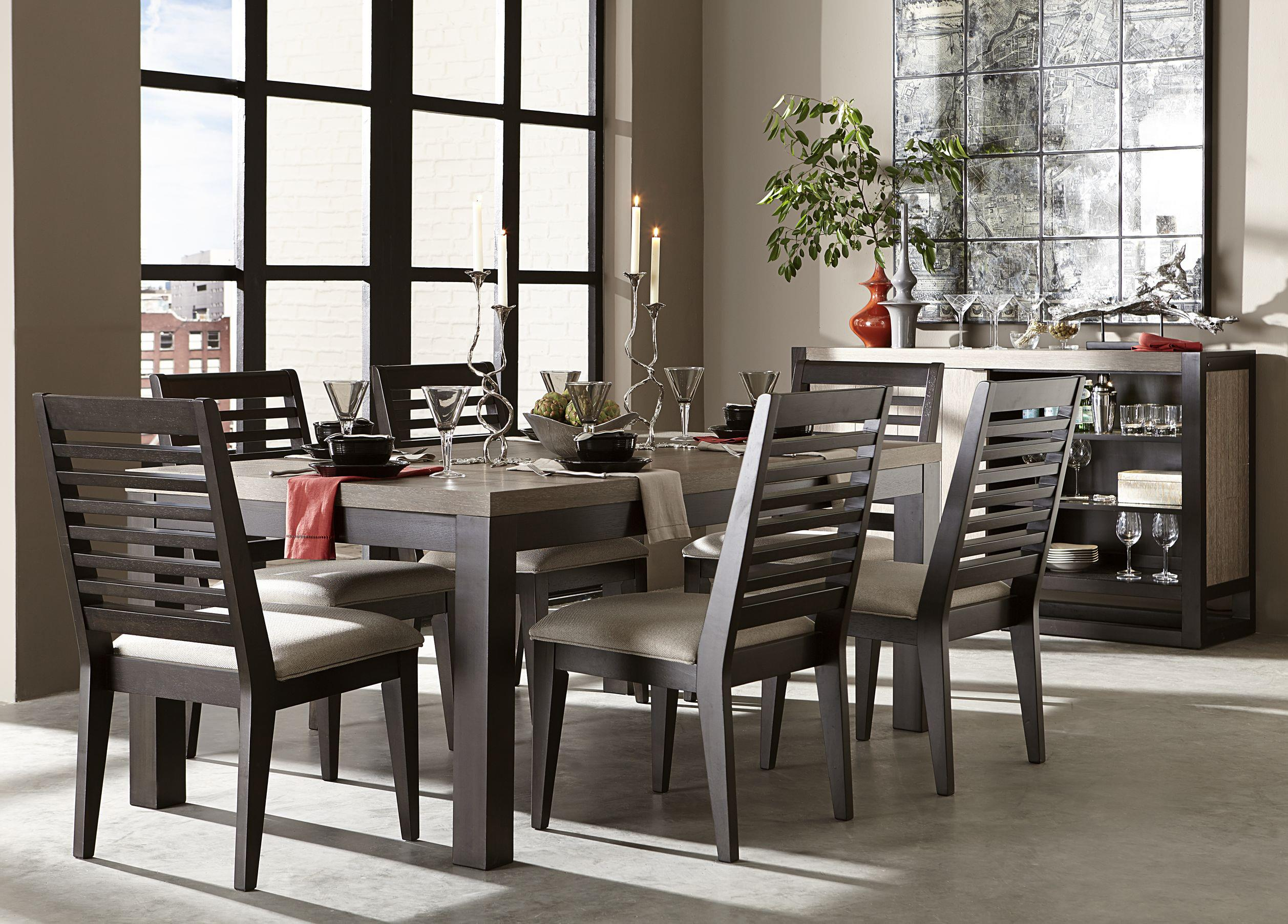 Legacy Classic Helix Casual Dining Room Group - Item Number: 4660 Dining Room Group 1