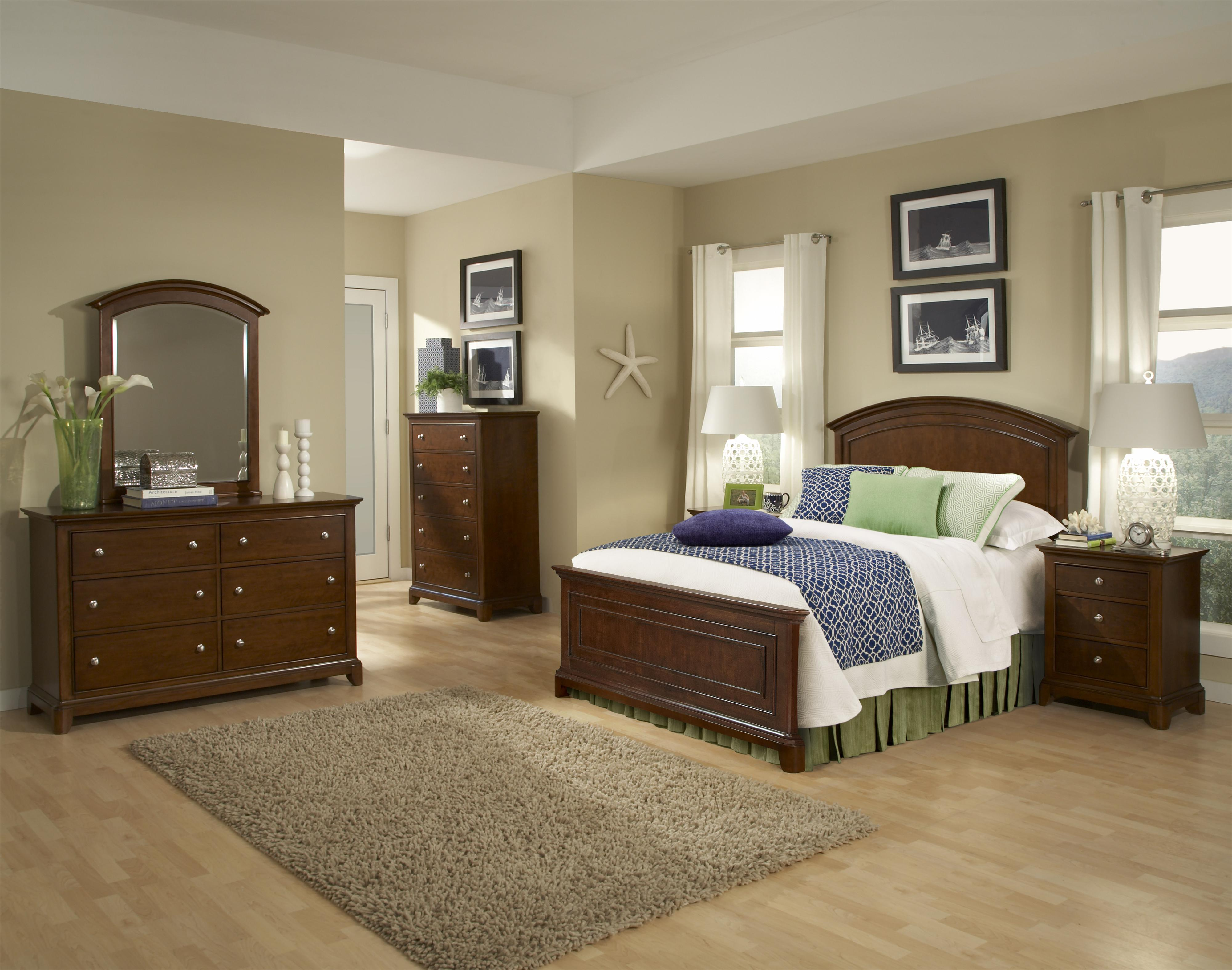 Legacy Classic Kids Impressions Full Bedroom Group - Item Number: 2880 F Bedroom Group 6
