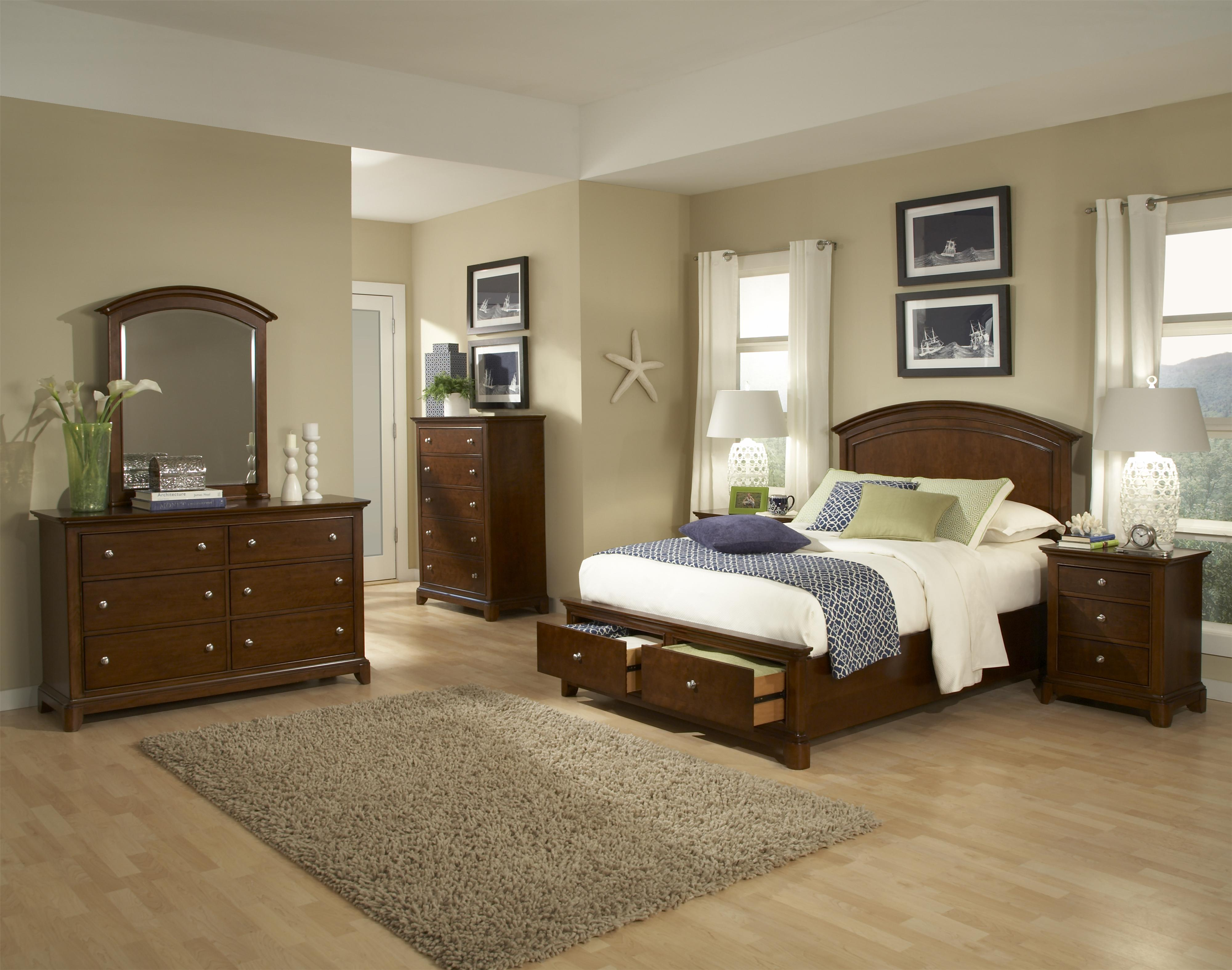 Legacy Classic Kids Impressions Full Bedroom Group - Item Number: 2880 F Bedroom Group 7