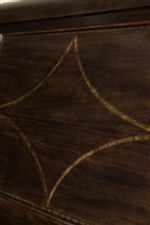Primavera Wood Inlay Designs Decorate Headboards, Table Tops, and Select Door Fronts