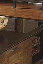 Select Occasional Tables Feature Glass Tops