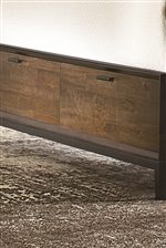 Select Beds Feature Underbed or Footboard Storage Drawers