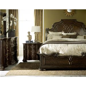 Legacy Classic La Bella Vita King Bedroom Group