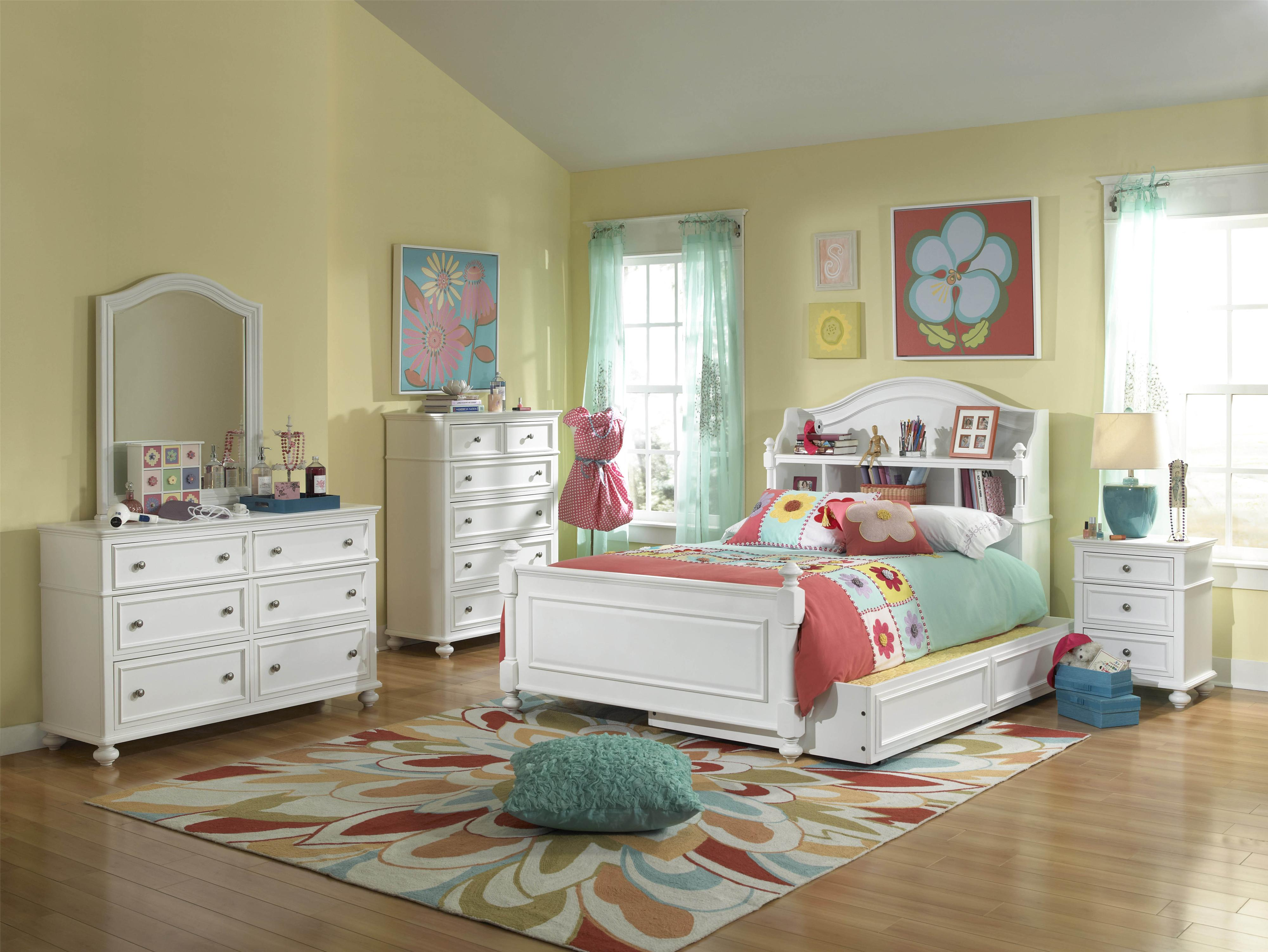 Legacy Classic Kids Madison Twin Bedroom Group - Item Number: 2830 T Bedroom Group 1