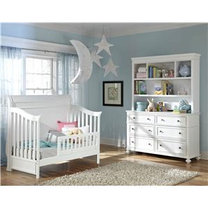 Legacy Classic Kids Madison Classic Chest of 5 Drawers