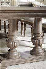 Details inspired by classical architecture