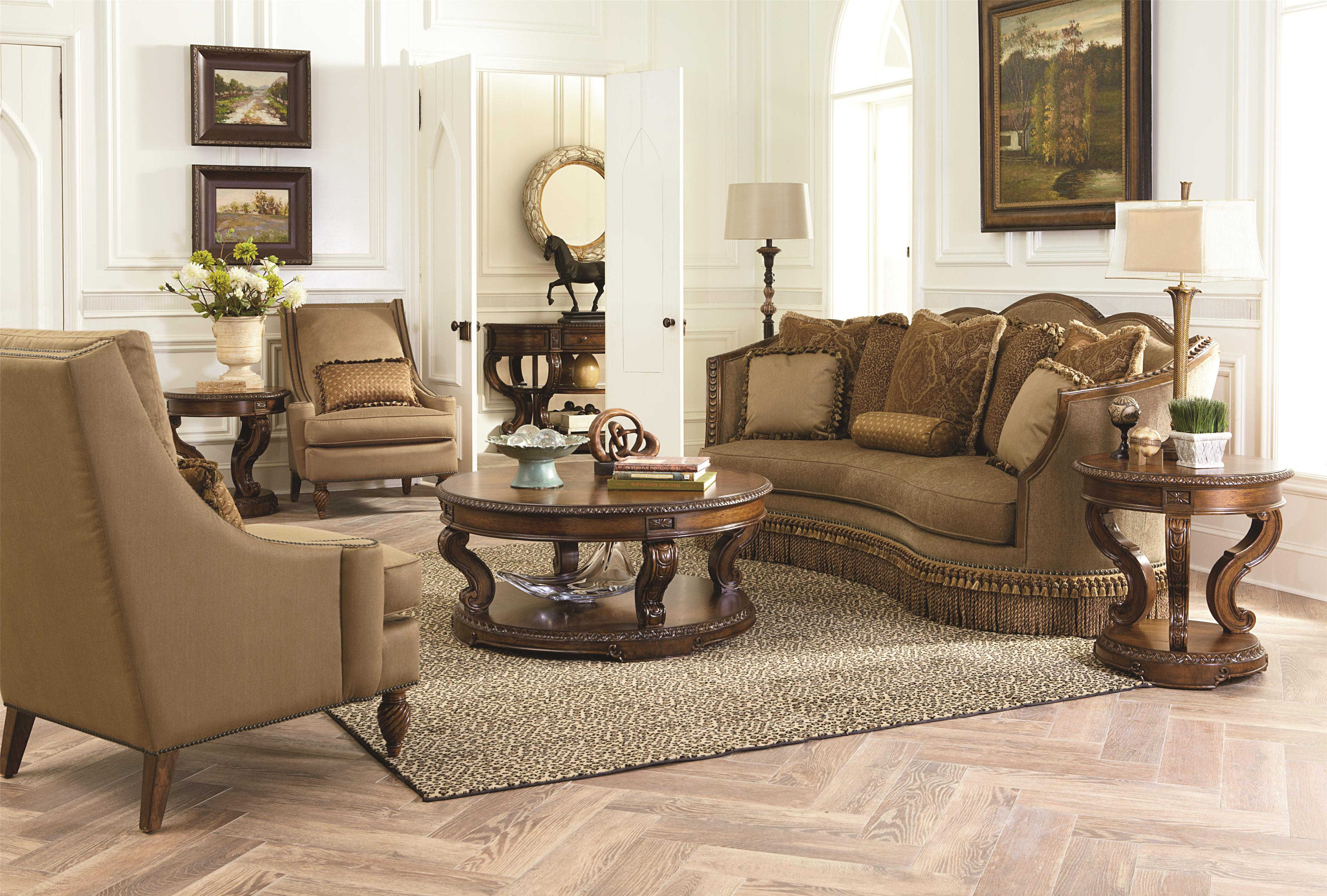 Legacy Classic Pemberleigh Stationary Living Room Group - Item Number: 3100 Living Room Group 1