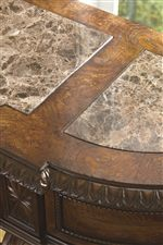 Marble Top Inlays