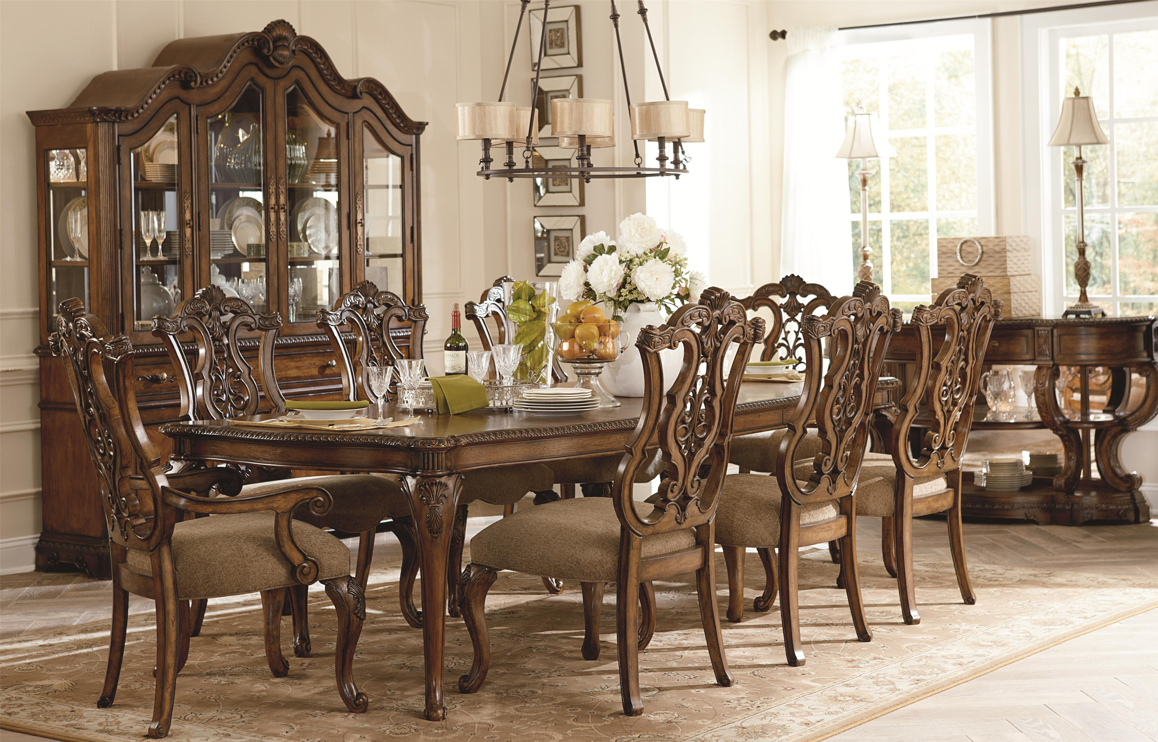 Legacy Classic Pemberleigh Formal Dining Room Group - Item Number: 3100 Formal Dining Room Group 1