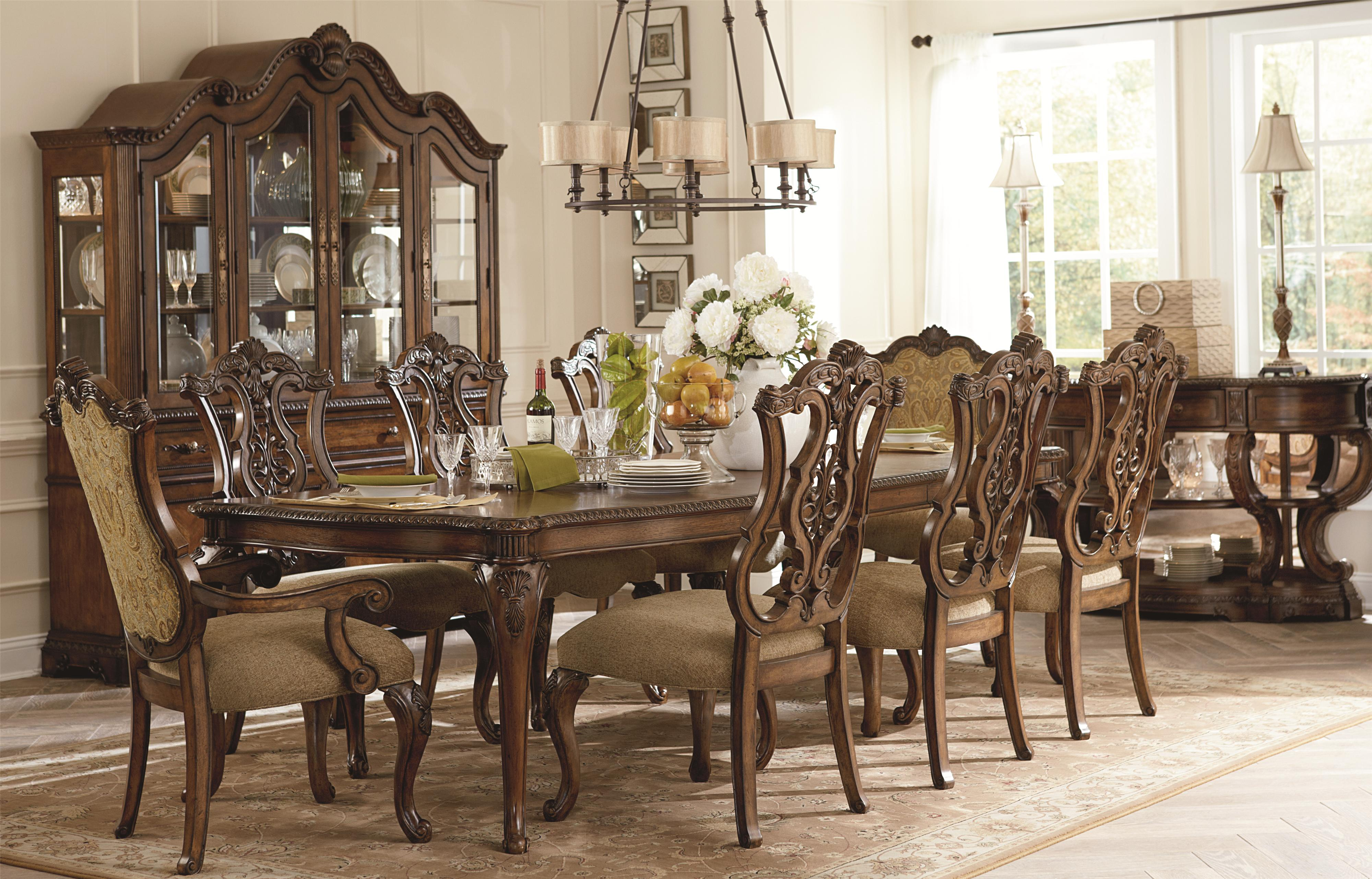 Legacy Classic Pemberleigh Formal Dining Room Group - Item Number: 3100 Formal Dining Room Group 3