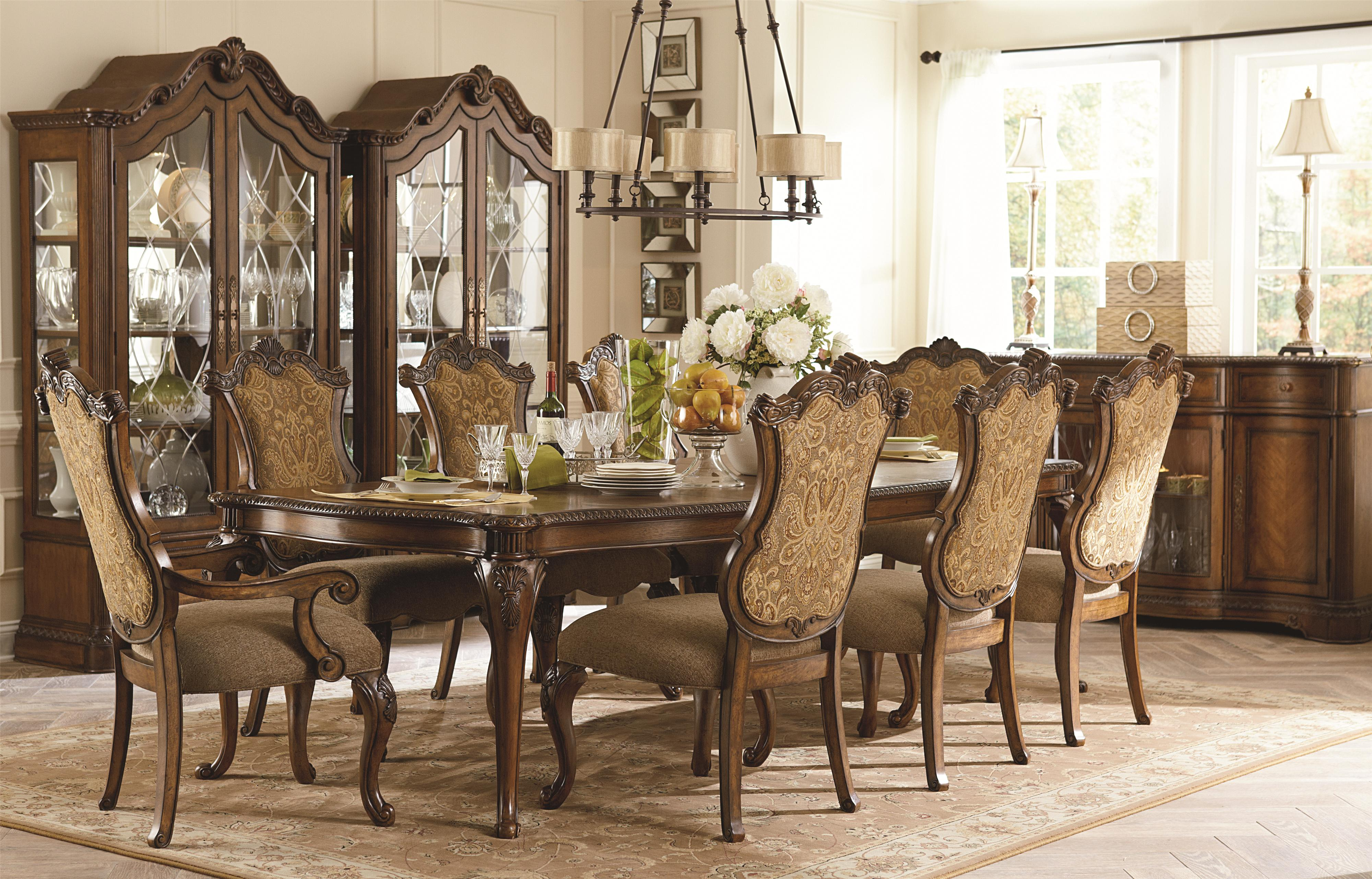 Legacy Classic Pemberleigh Formal Dining Room Group - Item Number: 3100 Formal Dining Room Group 6