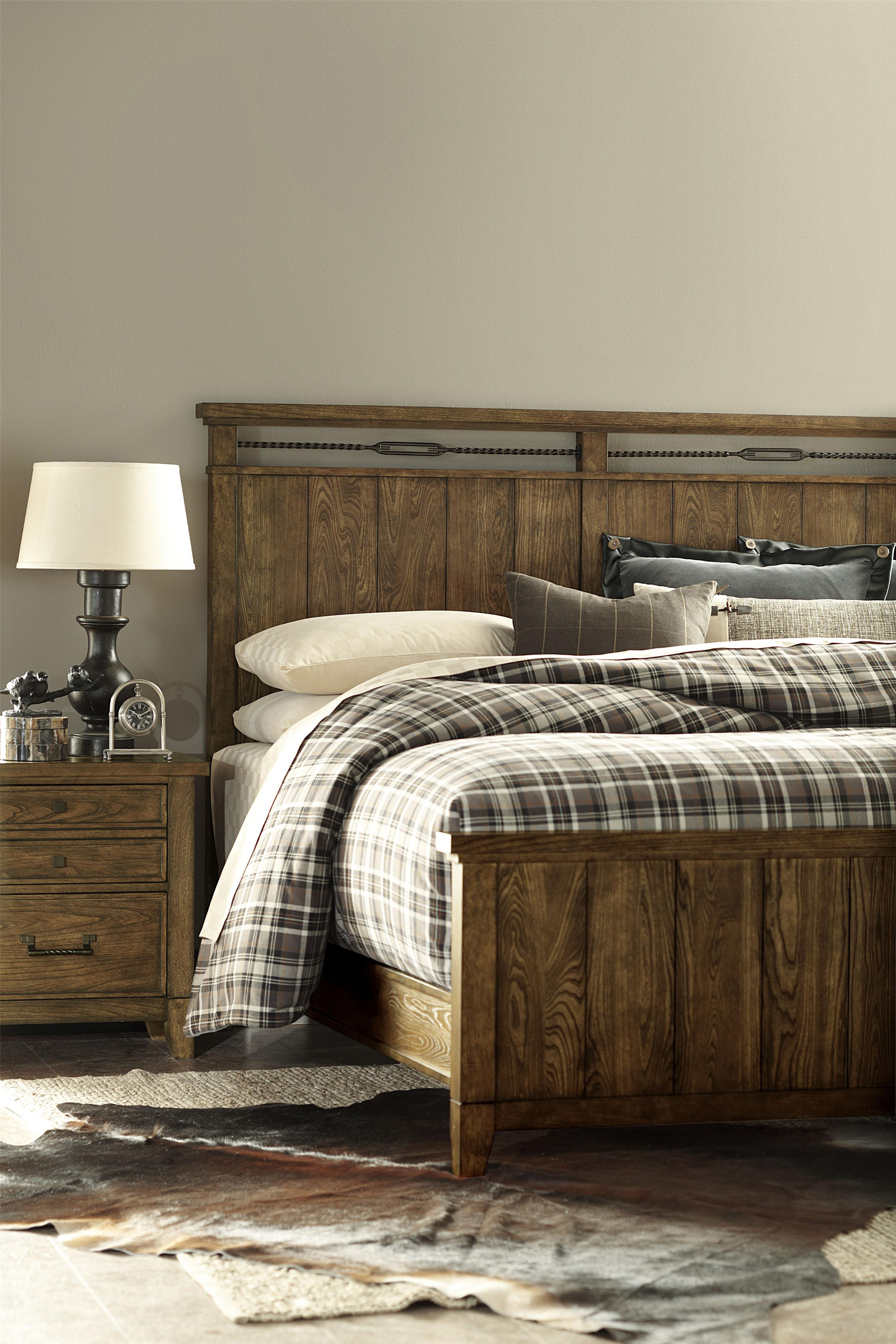 Legacy Classic River Run King Bedroom Group - Item Number: 4740 K Bedroom Group 2