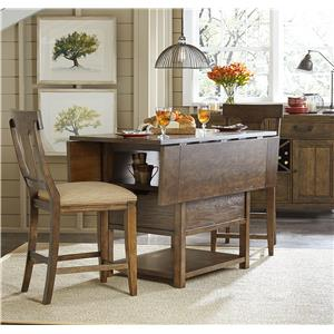 Legacy Classic River Run Casual Dining Room Group