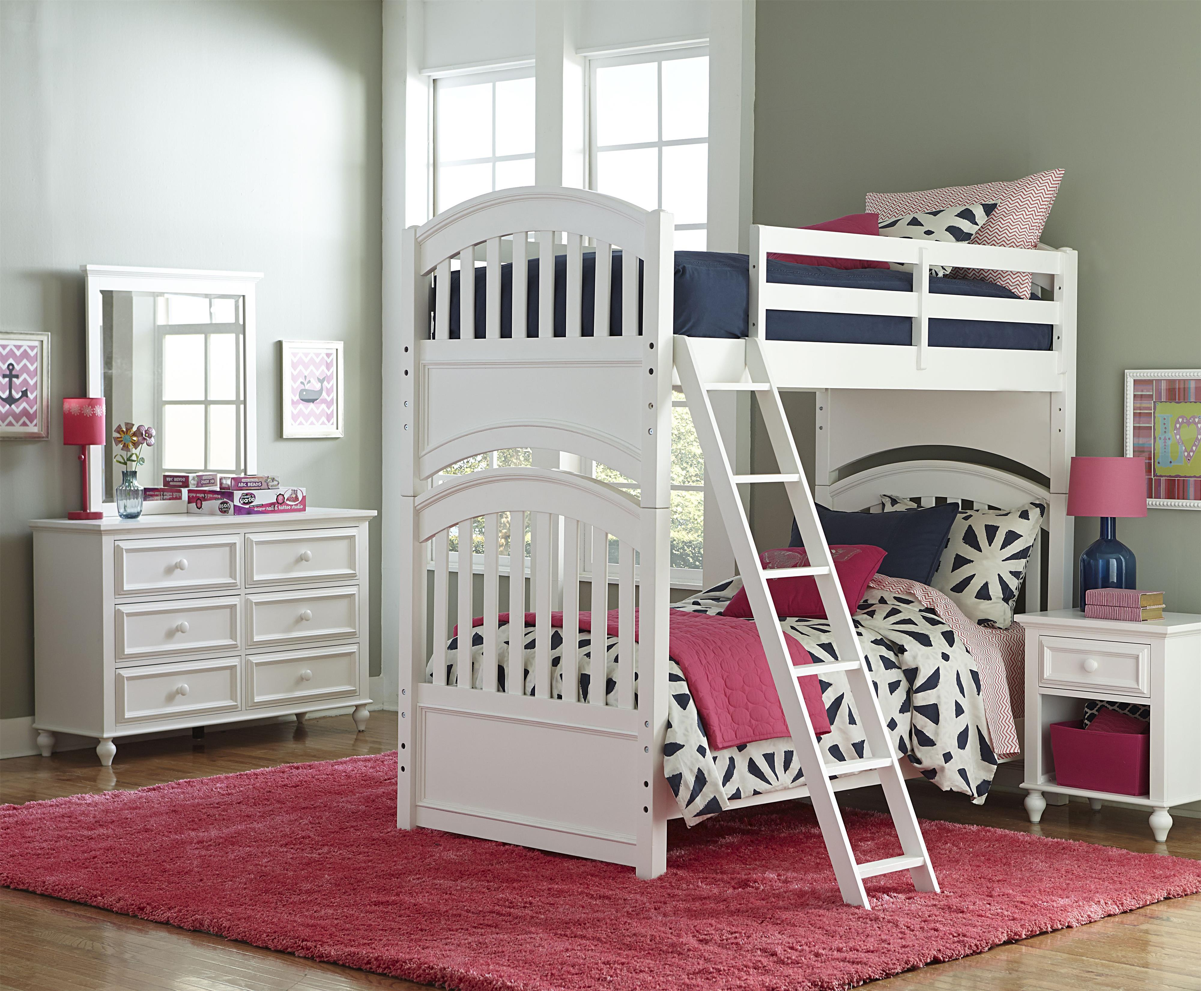 Legacy Classic Kids Academy Full Bedroom Group - Item Number: 5811 F Bedroom Group 2