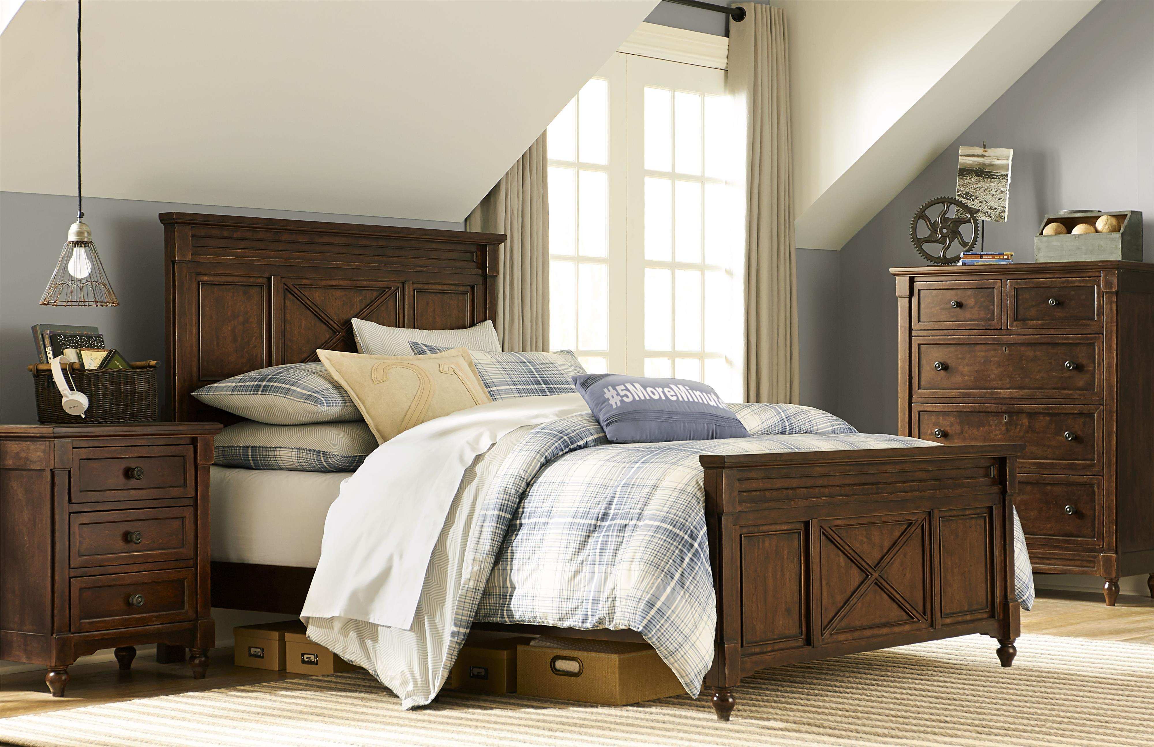 Legacy Classic Kids Big Sur by Wendy Bellissimo Full Panel Bed ...