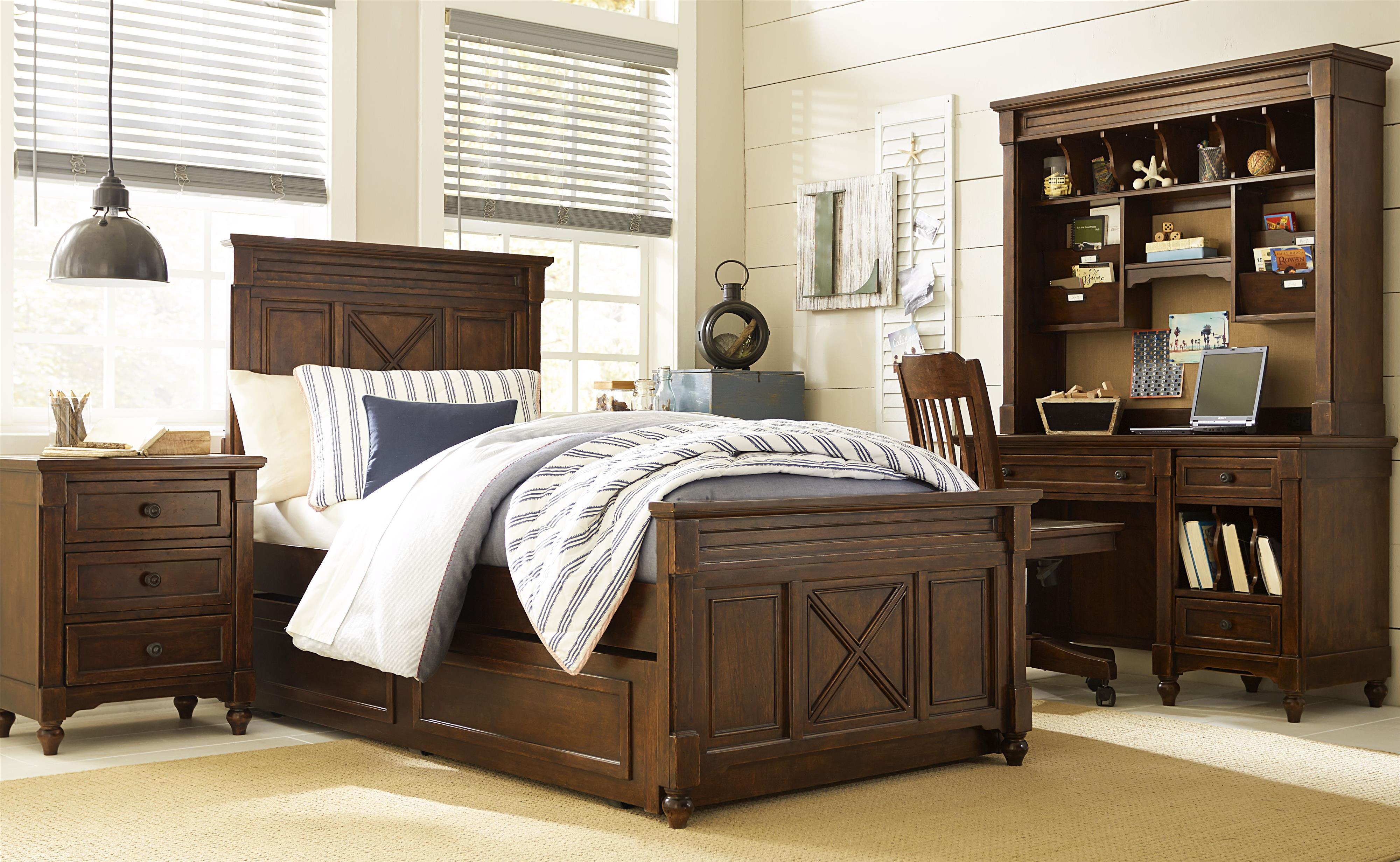 Legacy Classic Kids Big Sur By Wendy Bellissimo Full Panel Bed   Wayside  Furniture   Headboard U0026 Footboard