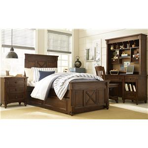 Legacy Classic Kids Big Sur by Wendy Bellissimo 3 Drawer Desk
