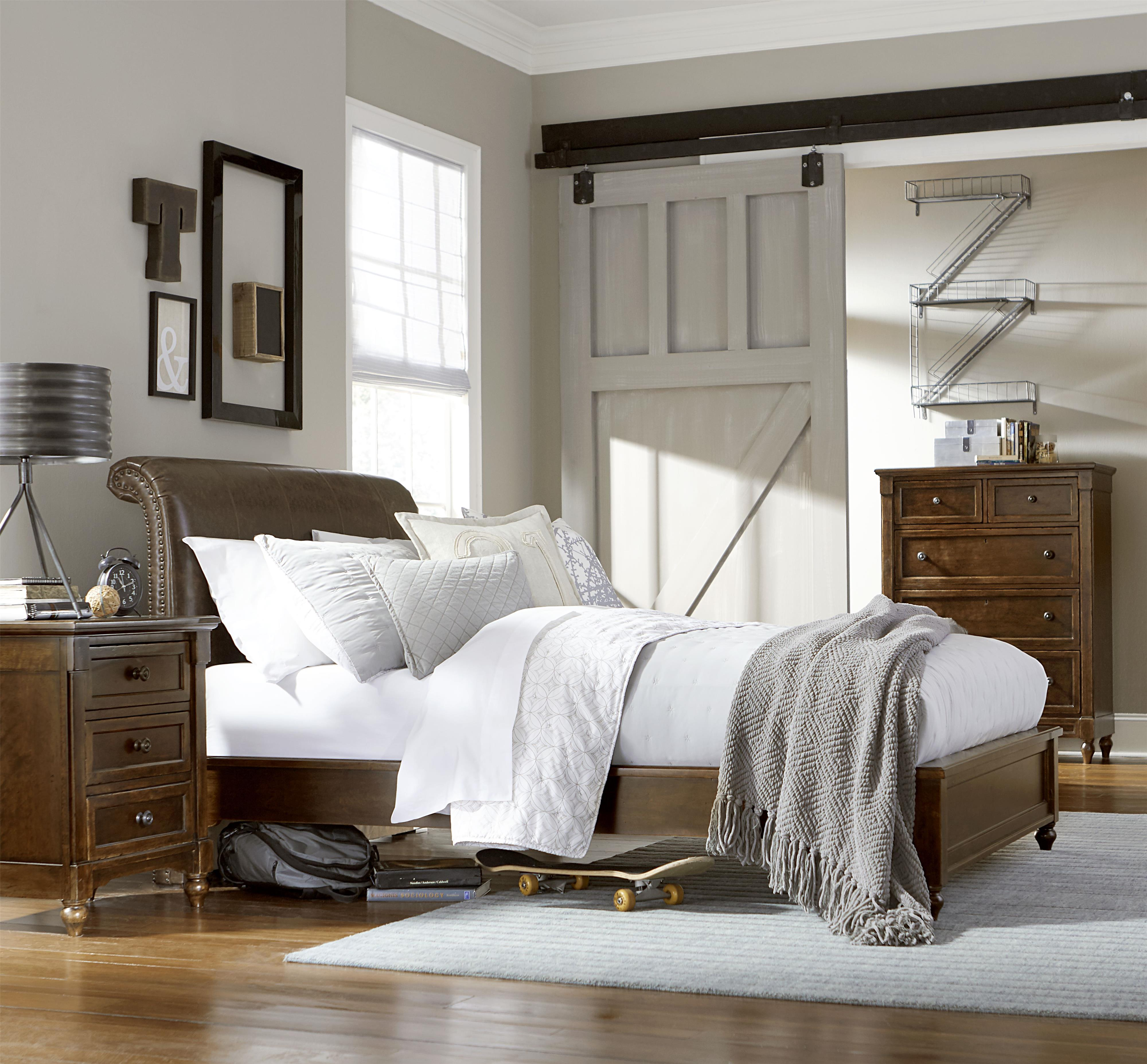 Legacy Classic Kids Big Sur by Wendy Bellissimo Bedroom Group - Item Number: 4920 F Bedroom Group 4