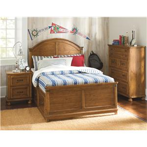 Legacy Classic Kids Bryce Canyon Table Desk with 3 Drawers and Slide Top Surface