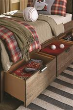 Space-Saving Under Bed Storage Options