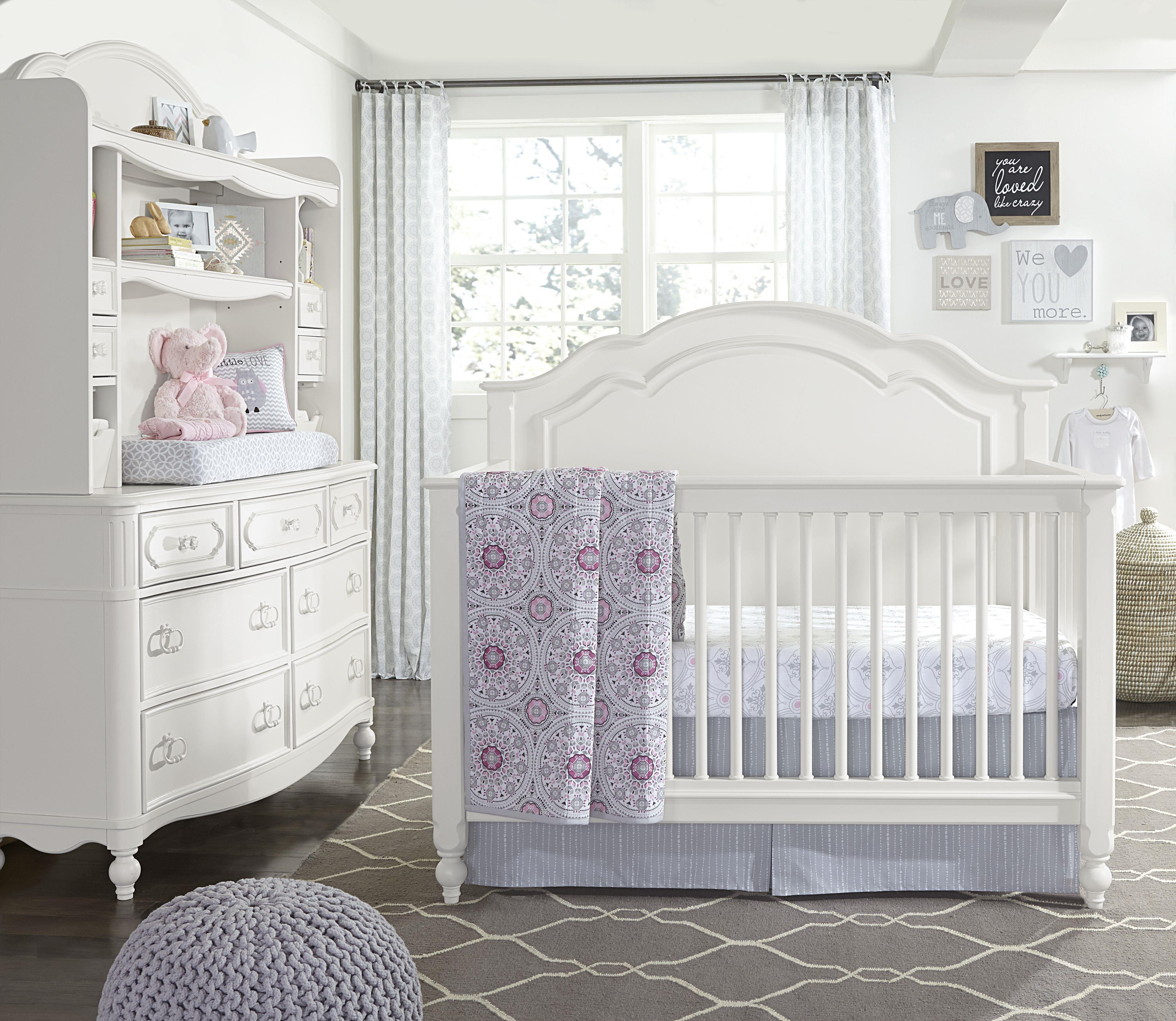 Legacy Classic Kids Harmony Crib Bedroom Group - Item Number: 4910 Crib Bedroom Group 1
