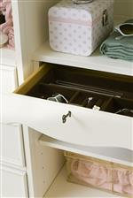 Lockable Jewelry Drawer