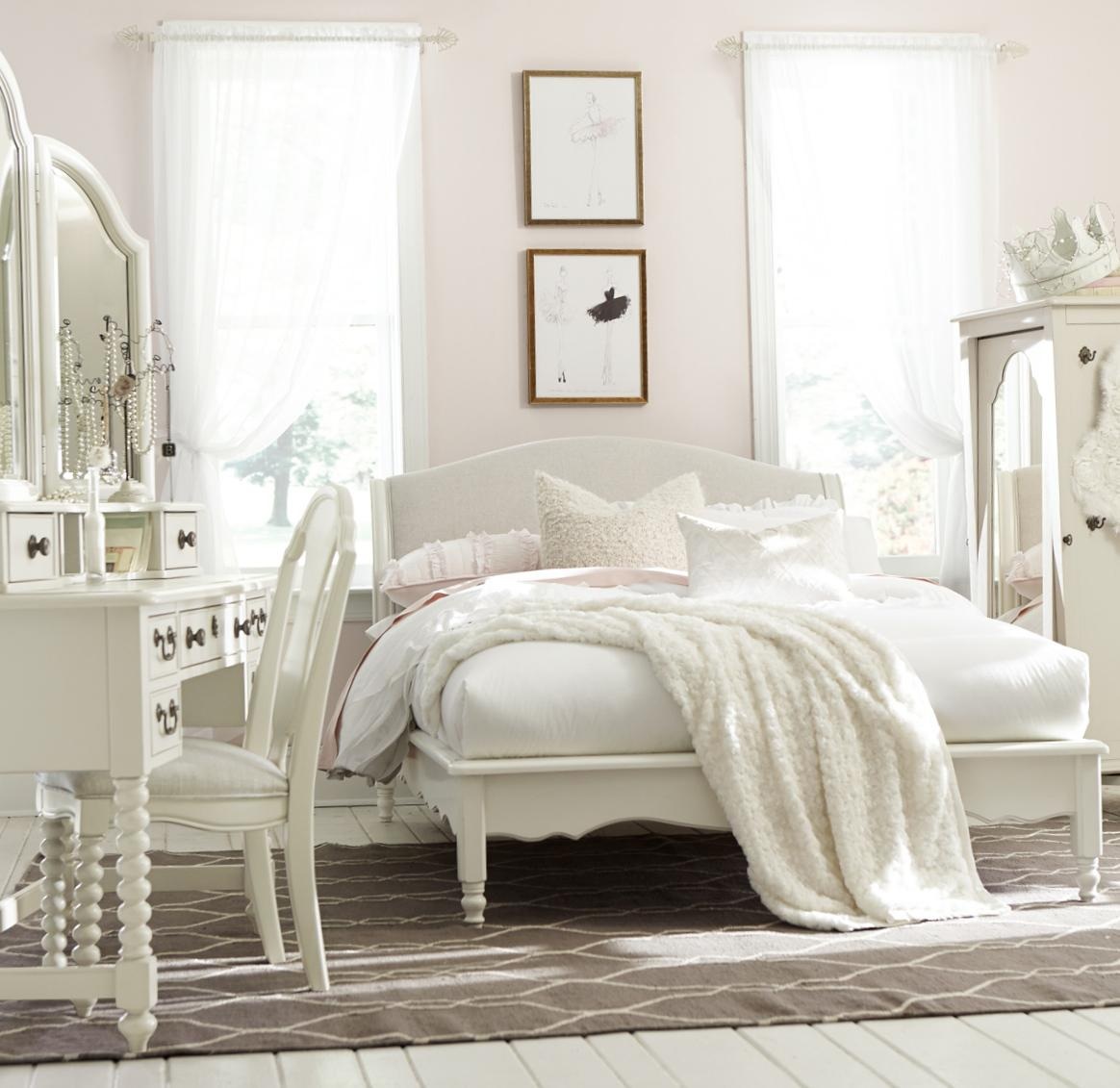 Legacy Classic Kids Inspirations By Wendy Bellissimo Full Westport Low  Poster Bed With Trundle/Storage Drawer | Howell Furniture | Panel Beds
