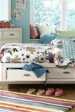 Select Beds Include Storage Drawers