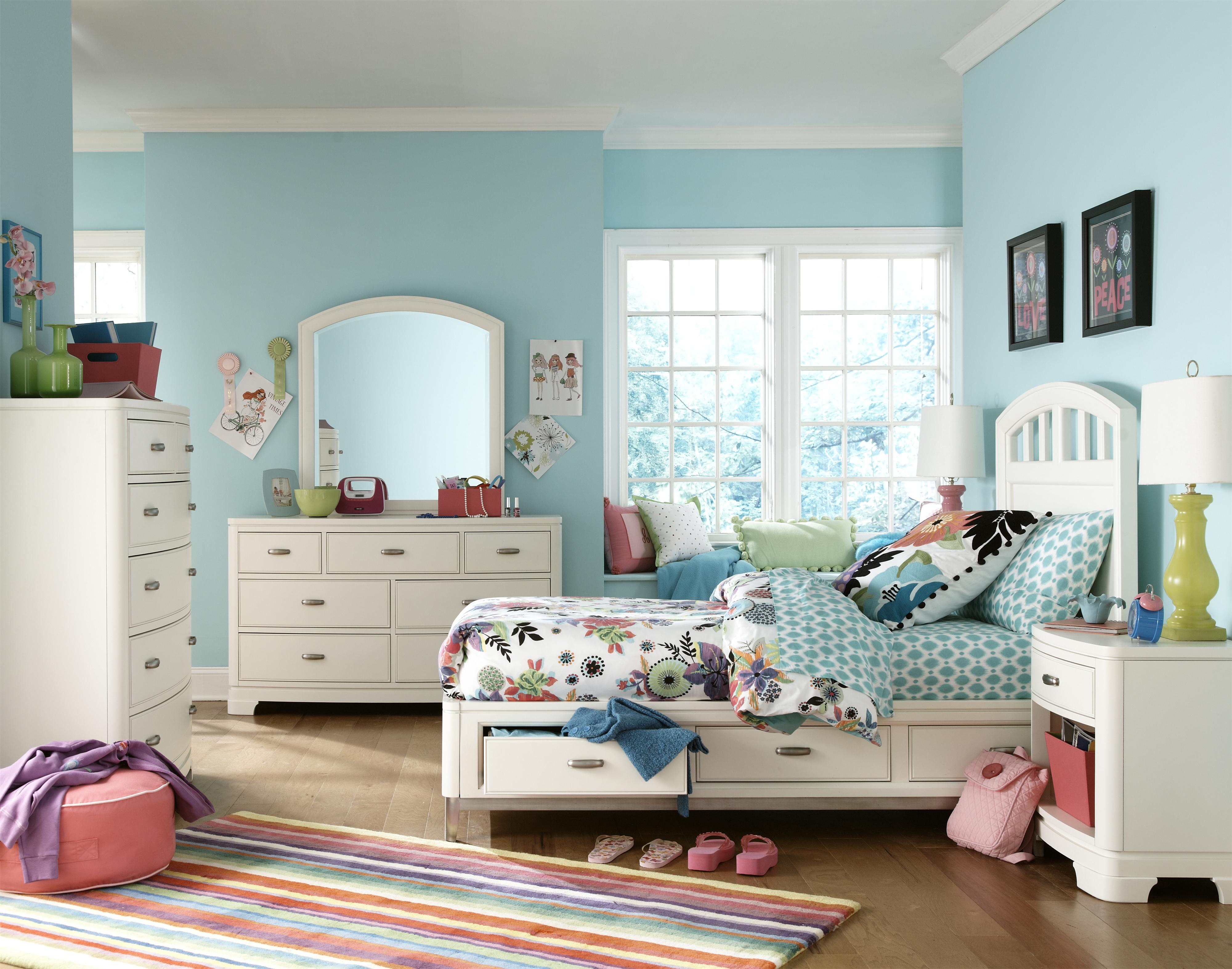Park City White 9910 By Legacy Classic Kids Belfort Furniture Legacy Classic Kids Park