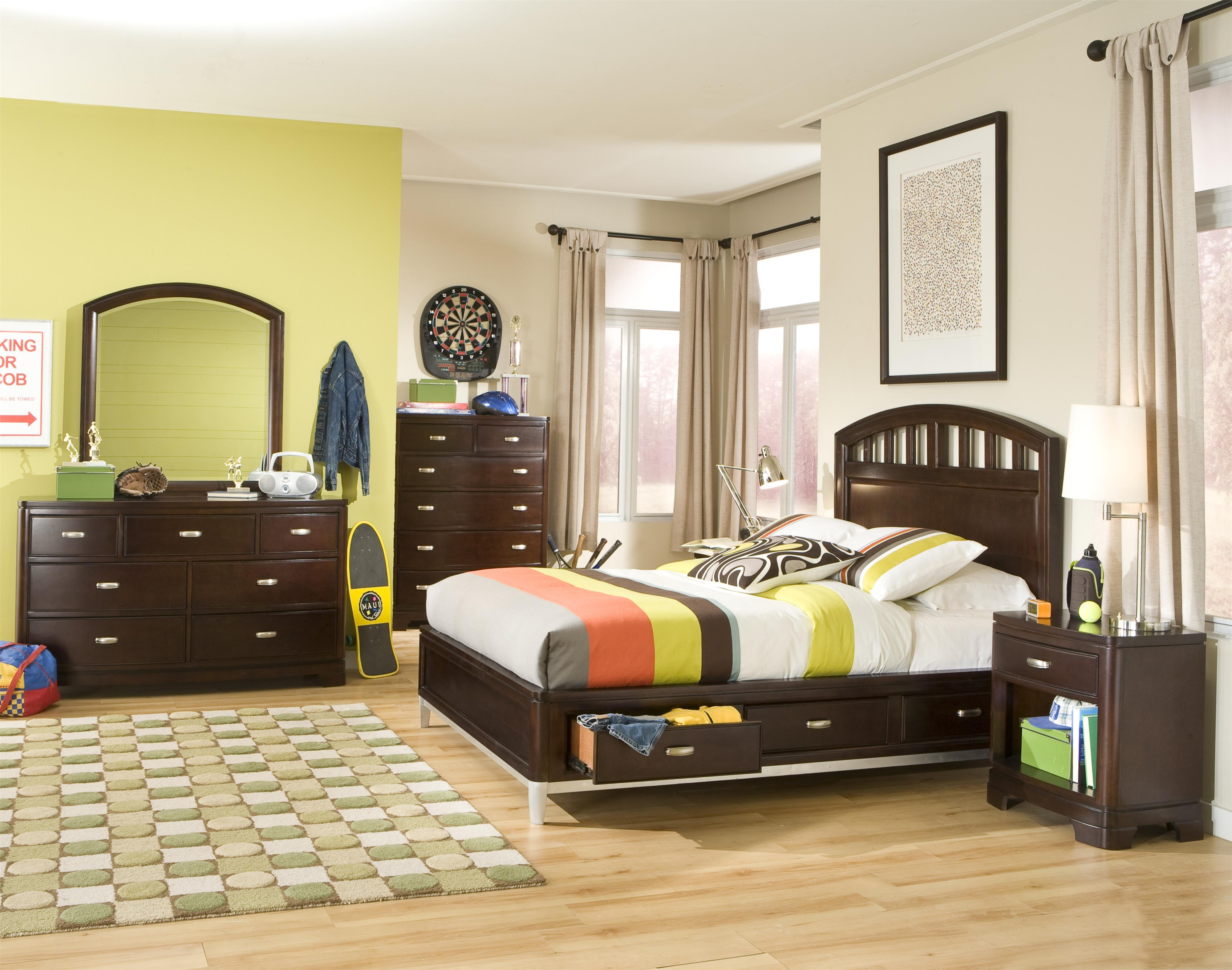 Legacy Classic Kids Park City Full Bedroom Group - Item Number: 9980 F Bedroom Group 2