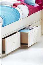 Space-Saving Underbed Storage