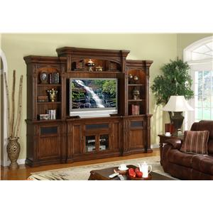 Legends Furniture Berkshire  60-Inch TV Console