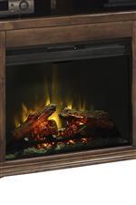 BZ5304 Fireplace Detail