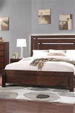 Wood Footboard
