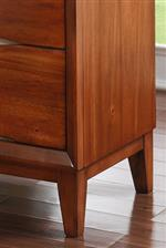 Nightstand Tall Legs
