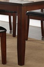 Rectangular Table Leg