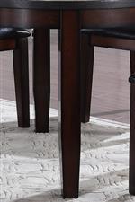 Round Table Leg