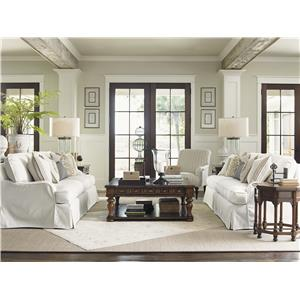 Lexington Coventry Hills Stationary Living Room Group
