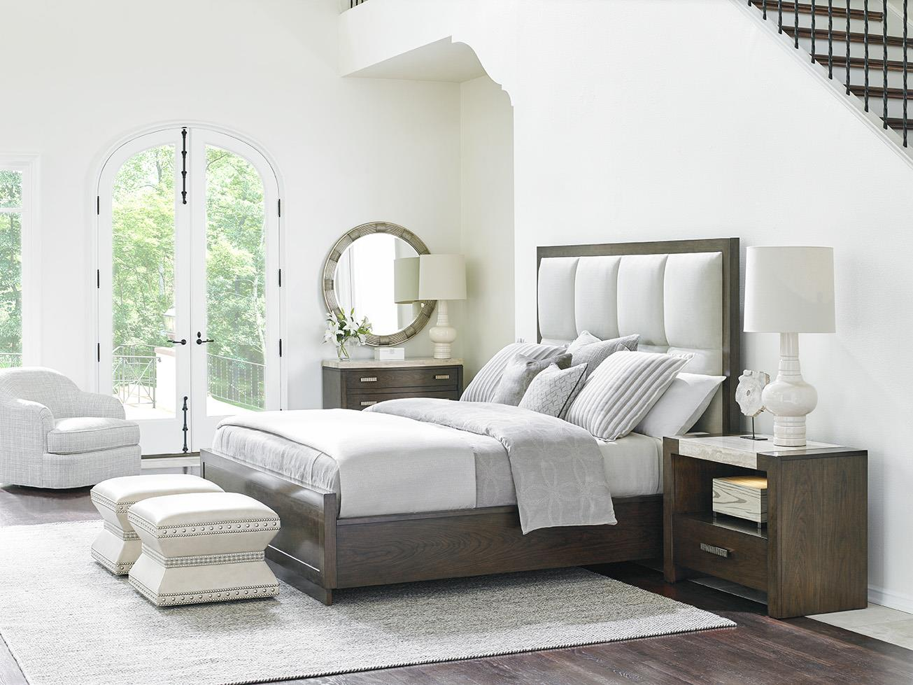 LAUREL CANYON Queen Bedroom Group by Lexington at Johnny Janosik