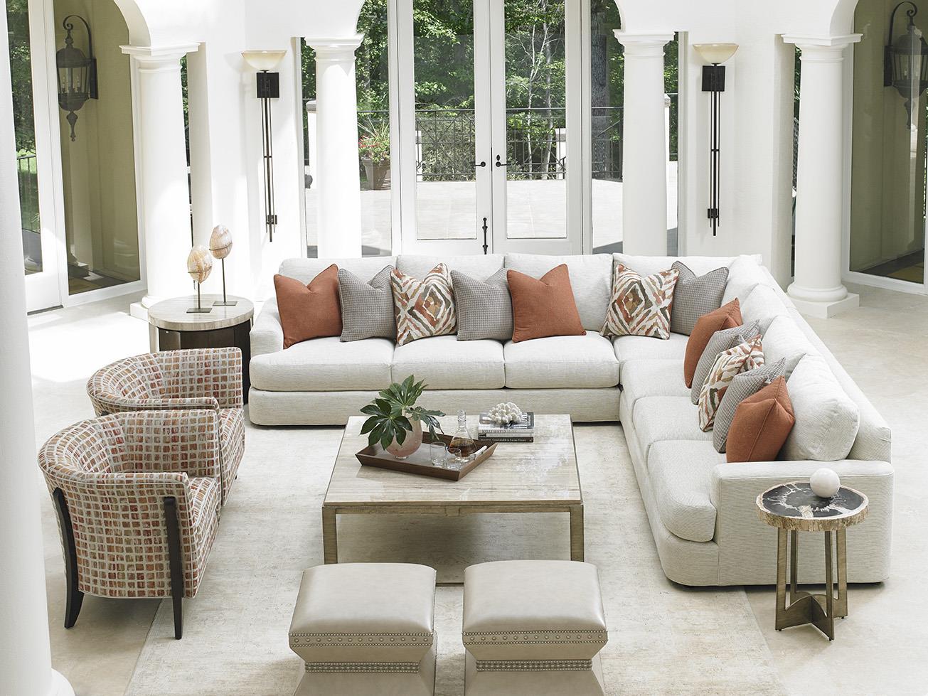 Lexington LAUREL CANYON Bellevue Oversized Chair | DuBois Furniture ...